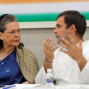 Have Sonia and Rahul buried the Congress?