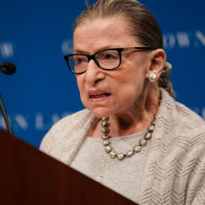 Renowned US Justice Ruth Bader Ginsburg passes away