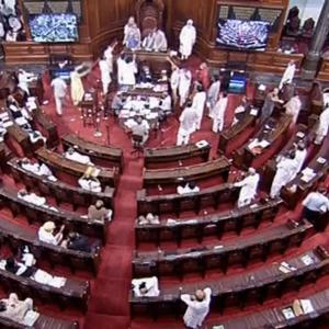 2 key farm bills get Parliament nod amid ruckus in RS