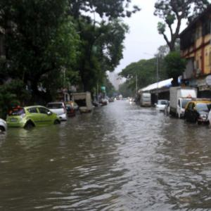 Mumbai rains: 2 security guards drown in flooded lift