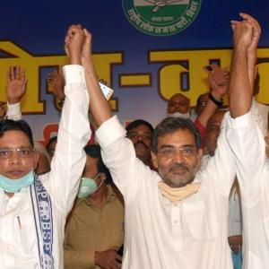 Bihar: Jolt to Grand Alliance as RLSP forms new front