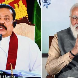 Why is Modi pushing Rajapaksa on the Tamils?