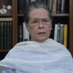Hathras victim was 'killed by a ruthless govt': Sonia