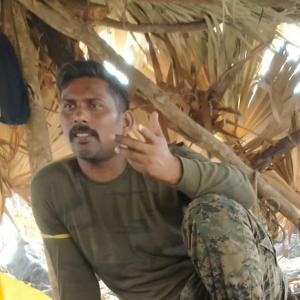 Jawan's pic in Maoist custody released on social media