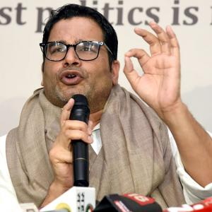 Will Prashant Kishor fail Didi?