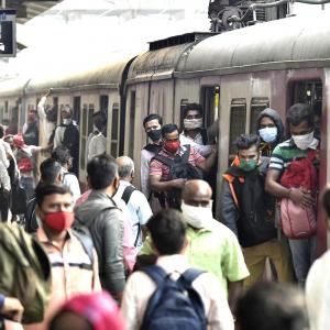 PIX: Mumbai local trains open for all after 10 months