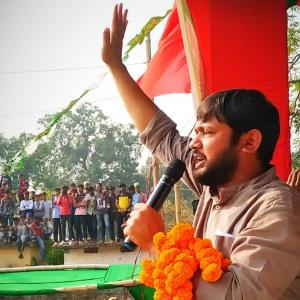 Is Kanhaiya Kumar going to join NDA in Bihar?