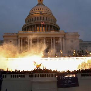 Trump supporters clash with police, storm US Capitol