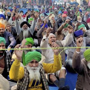 Govt-farmers to hold 9th round of talks on Friday