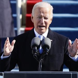 Top quotes from US President Biden's inaugural speech