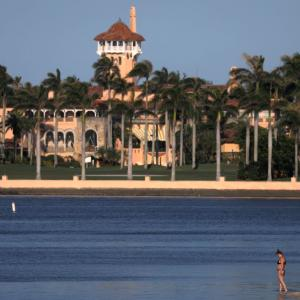 Trump to make Mar-a-Lago estate his permanent home