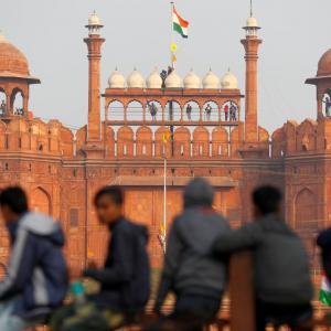 Security heightened at Red Fort post violence