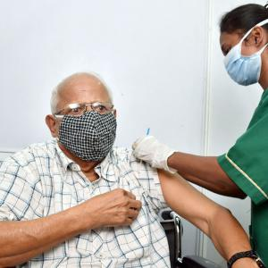 Over 1.8 crore vaccine doses administered in India