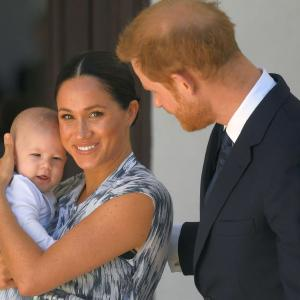 Race, title, anguish: Meghan, Harry explain royal rift