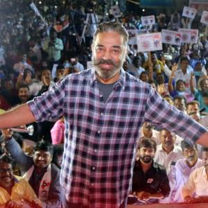 TN polls: Kamal Haasan's party to fight on 154 seats