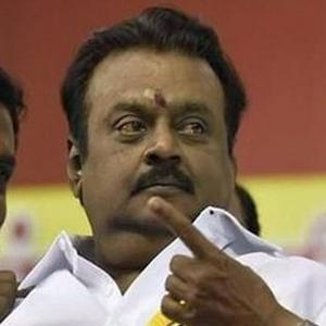 Vijayakanth's DMDK quits AIADMK-led alliance in TN