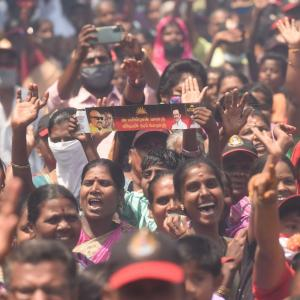 'Tight contest in TN, but with edge to DMK'
