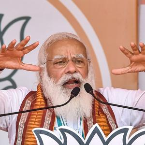 Modi's Bengal strike rate: Less than 50%