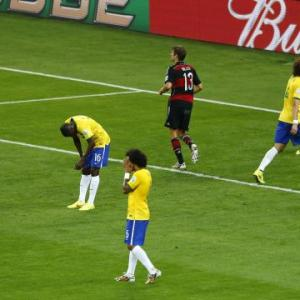 Brazil's defence goes missing in embarrassing defeat