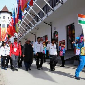 Back in Olympic fold, Keshavan & Co. can now wave India flag