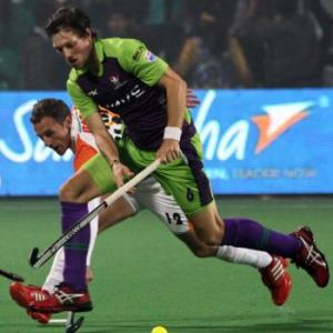 Hockey India League: Waveriders thrash Lancers