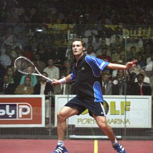 PSA Masters Squash: Top seed Gaultier toppled