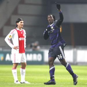 Europa League: Anderlecht, Lille advance