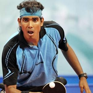 Sharath Kamal eyeing top-50 ranking