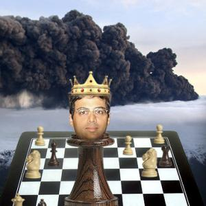 Vishy Anand's 40-hour drive to defend his crown