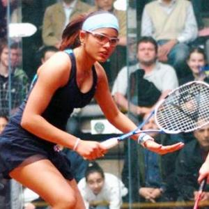 Pallikal knocked out of Australian Open