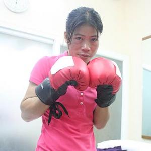 I was born to do only boxing: Mary Kom
