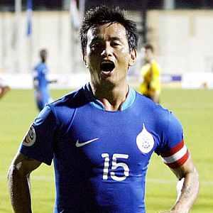 Asian Cup: Rafi left out of India's squad