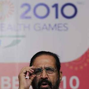 CBI summons OC chief Kalmadi for questioning