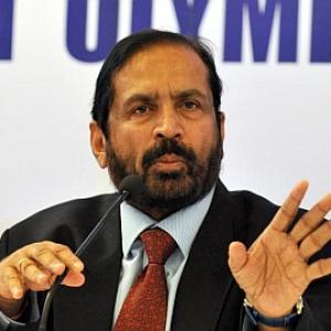 All allegations are baseless: Kalmadi