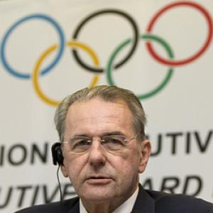 Rogge visit to give late lift for CWG organisers