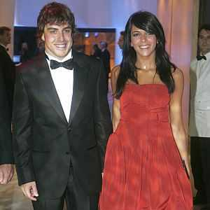 Fernando Alonso and wife split after 5 years