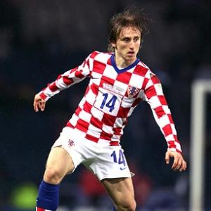 I will continue to play my heart out for Spurs: Modric