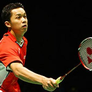 All England badminton: 2nd seed Hidayat ousted