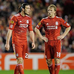 Liverpool, Ajax dumped out of Europa League