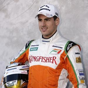 Racing in India will be as special as it is in Germany: Sutil