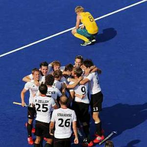 Germany, Netherlands to play for men's hockey gold