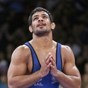 Another setback for Sushil...not part of Rio camp