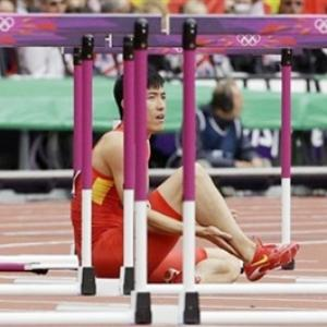Injured Liu Xiang wants to compete again
