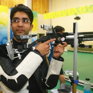 Road to Olympics: Shooters gung-ho about preparations