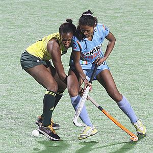 Olympic hockey qualifier: Indian women's dream over