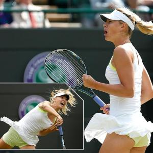 The sexiest female tennis players at Wimbledon