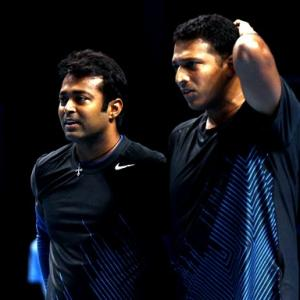 Paes reminisces about Bhupathi, says 'we respect each other'