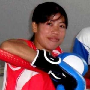 Mary Kom to assess game in 51 kg at Asian C'ships