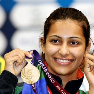 Sidhu says Govt yet to fund her Olympics training