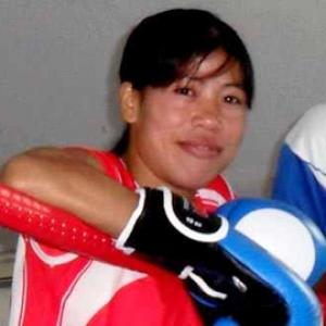 Marykom leads India's charge into semis